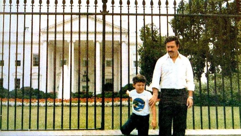 La vida de Pablo Escobar en 11 fotografías 6