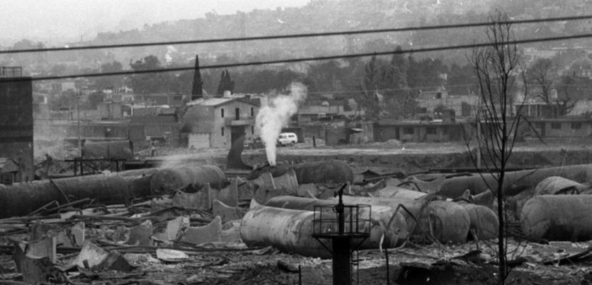 Fotografías del accidente en Mexico que incineró a más de 500 personas 4