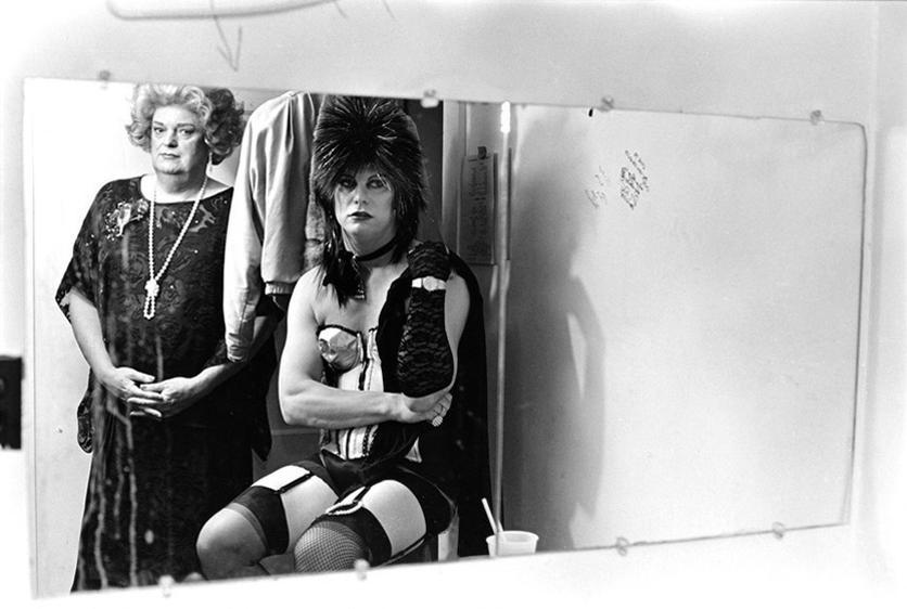Cultura transgénero y belleza queer en 22 fotografías históricas 0