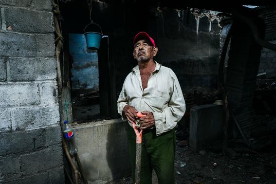 imagenes de la tragedia en juchitan 2