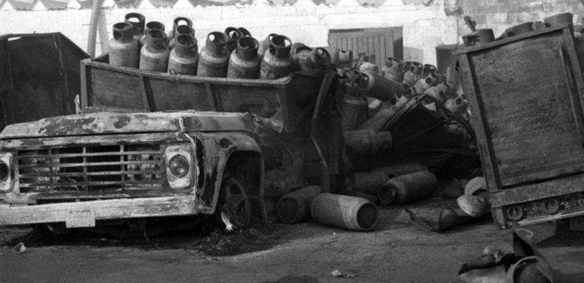 Fotografías del accidente en Mexico que incineró a más de 500 personas 17