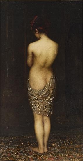 Esclavas sexuales y odaliscas en 5 pinturas eróticas 3