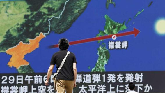 japon bombas nucleares corea del norte 1