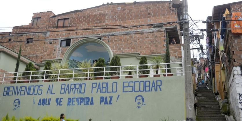 La vida de Pablo Escobar en 11 fotografías 9