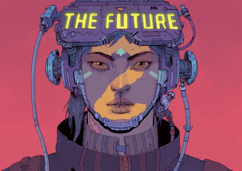 El sombrío y peligroso futuro de la humanidad en 20 ilustraciones 0