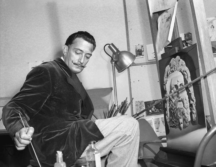 La tragedia de Nietzsche que convirtió a Dalí en un loco surrealista 1