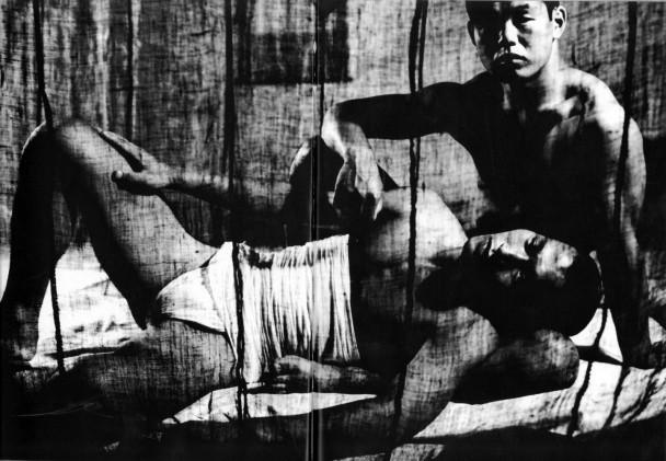 22 fotografías para admirar la desnudez y el erotismo de los hombres en Japón 11