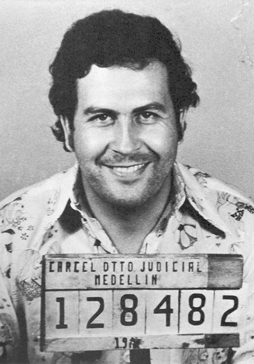 La vida de Pablo Escobar en 11 fotografías 0