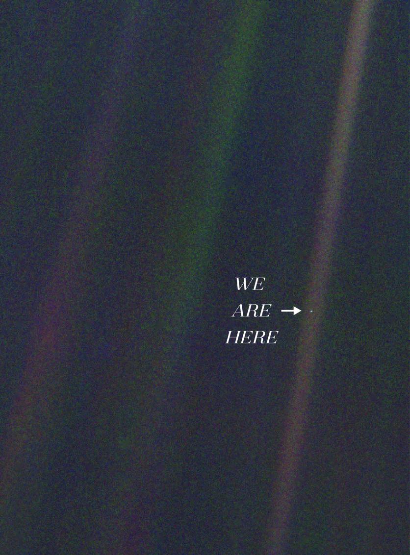 Cómo serán los humanos que lleguen al espacio según Carl Sagan 5