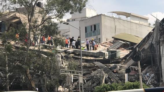 brigadas ciudadanas salvaron vidas tras el sismo 1