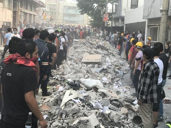brigadas ciudadanas salvaron vidas tras el sismo 6