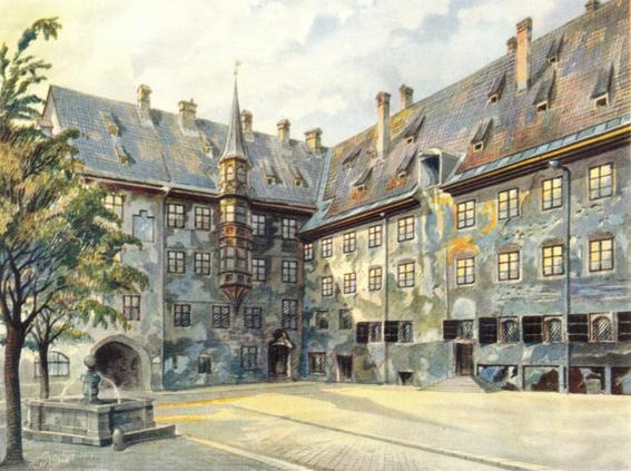 pinturas de hitler 1