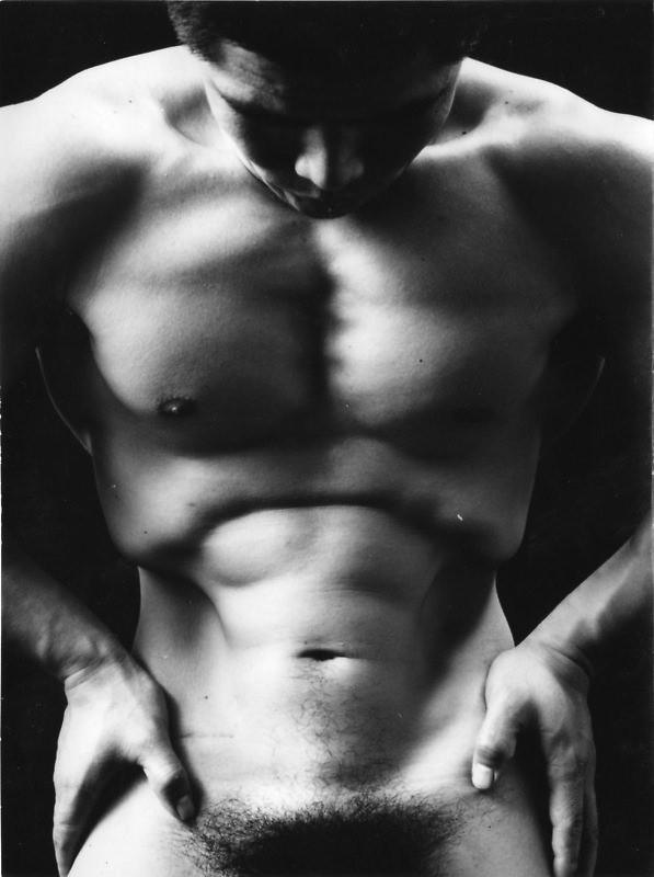 22 fotografías para admirar la desnudez y el erotismo de los hombres en Japón 1