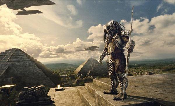 La teoría que afirma que las culturas antiguas confundieron a los extraterrestres con dioses 0