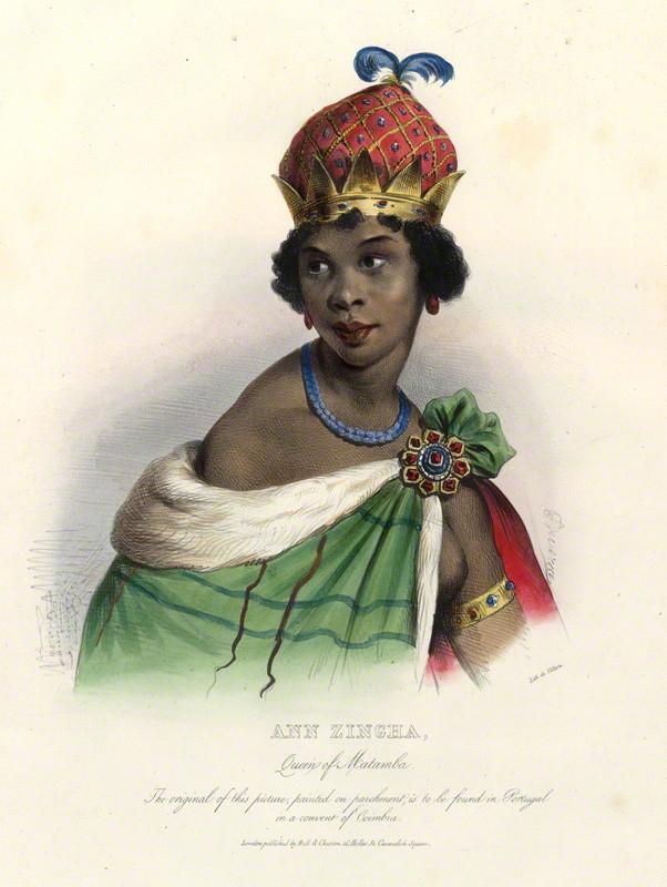 La historia de la reina guerrera que luchó contra el colonialismo europeo en África 0
