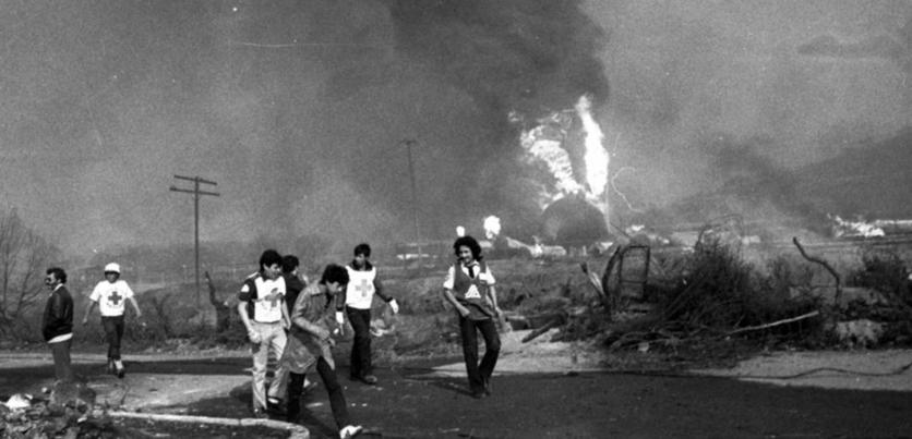 Fotografías del accidente en Mexico que incineró a más de 500 personas 20