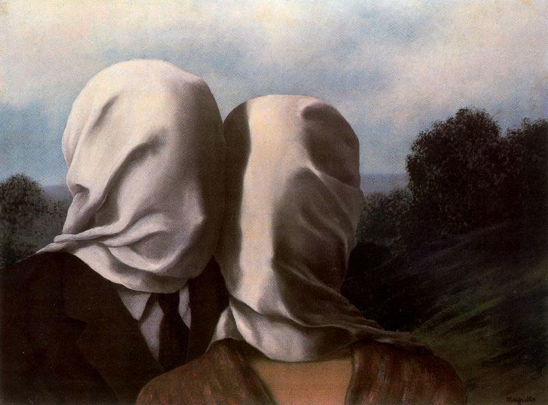 La pintura surrealista que sólo entenderán quienes han tenido roto el corazón 1