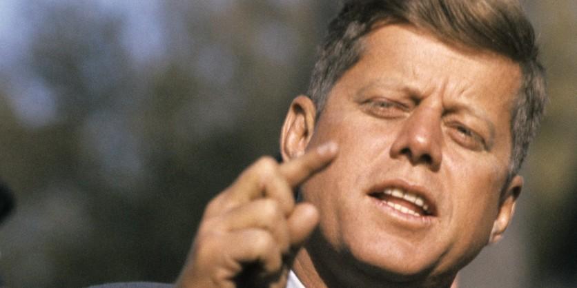 Cómo el asesinato de Kennedy arruinó nuestro sueño de llegar juntos al espacio 3