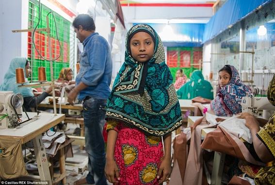 explotacion en fabricas de bangladesh 2