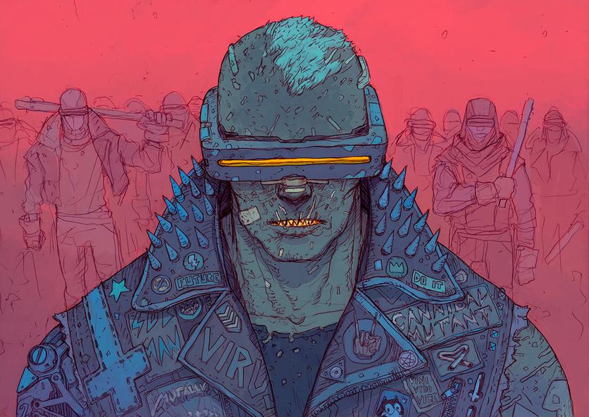 El sombrío y peligroso futuro de la humanidad en 20 ilustraciones 16