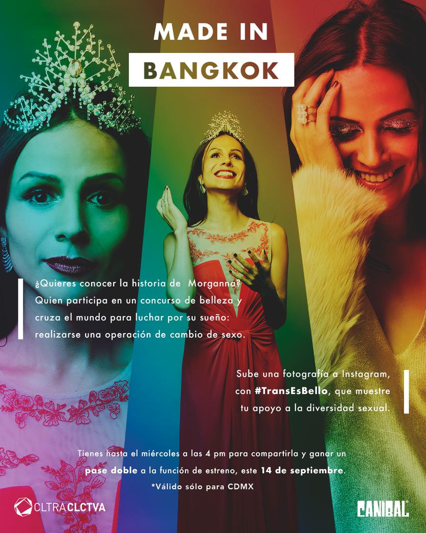 La mujer trans que se enfrentó al rechazo y viajó a Bangkok para cambiar su sexo 4