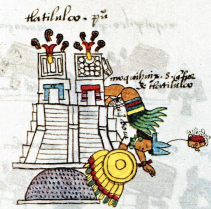 La diosa maya que alentó a miles a quitarse la vida 3