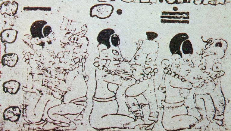 Sexualidad, erotismo y vida: el sexo sagrado según los mayas 1