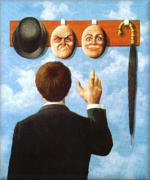 La pintura surrealista que sólo entenderán quienes han tenido roto el corazón 2