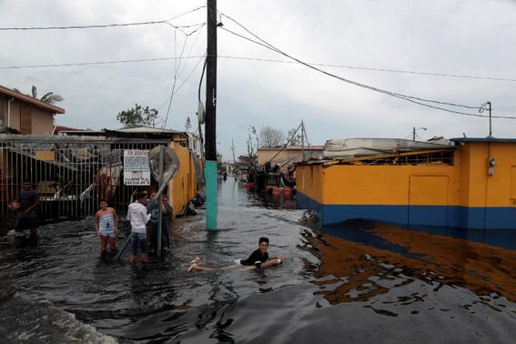 huracan maria devasto puerto rico 1