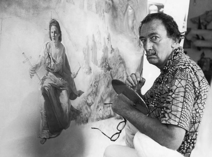 La tragedia de Nietzsche que convirtió a Dalí en un loco surrealista 9