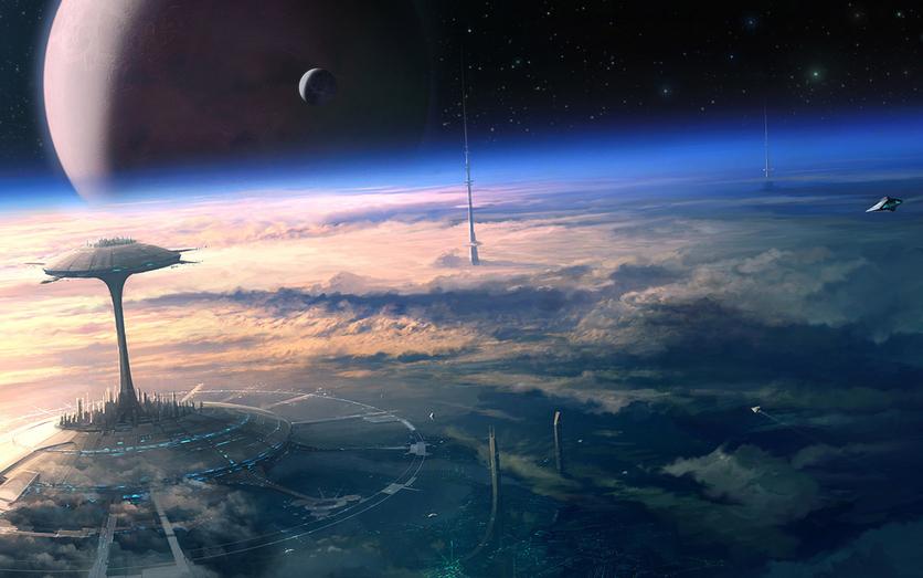 Cómo serán los humanos que lleguen al espacio según Carl Sagan 3