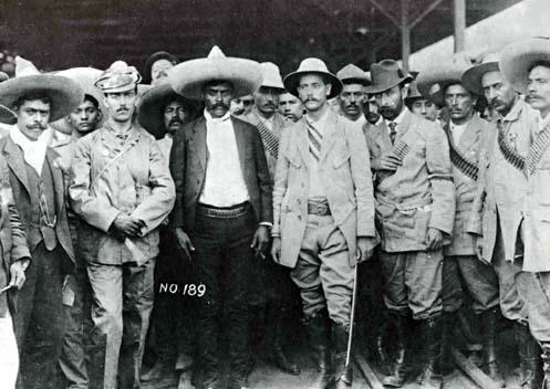 Emiliano Zapata, la masculinidad y homosexualidad en la Revolución Mexicana