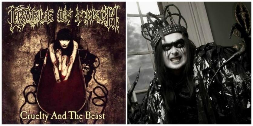 9 discos para amar la oscuridad, la sangre y lo sobrenatural 9