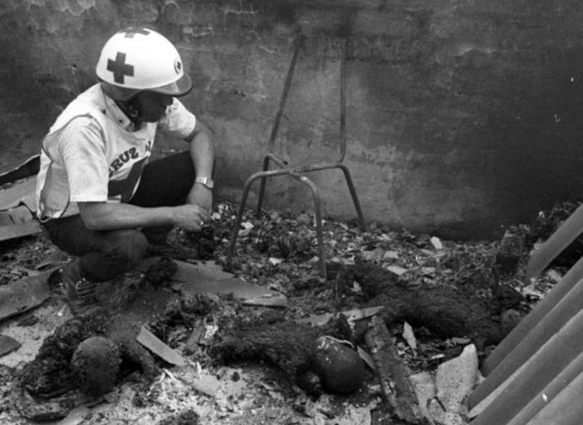 Fotografías del accidente en Mexico que incineró a más de 500 personas 21