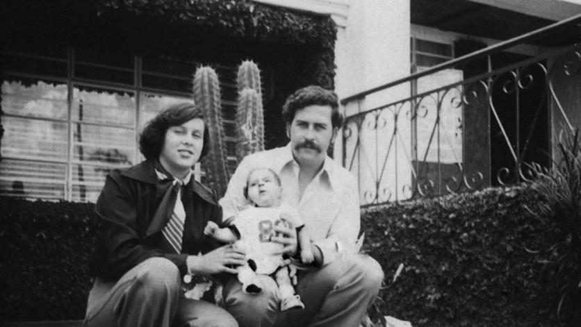 La vida de Pablo Escobar en 11 fotografías 2