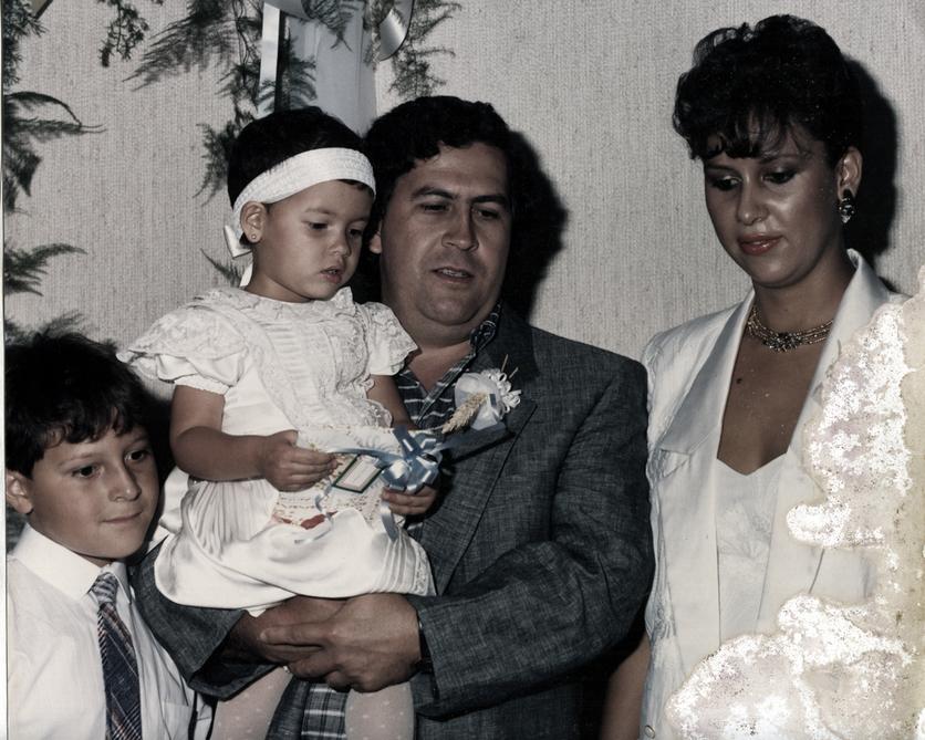 La vida de Pablo Escobar en 11 fotografías 10