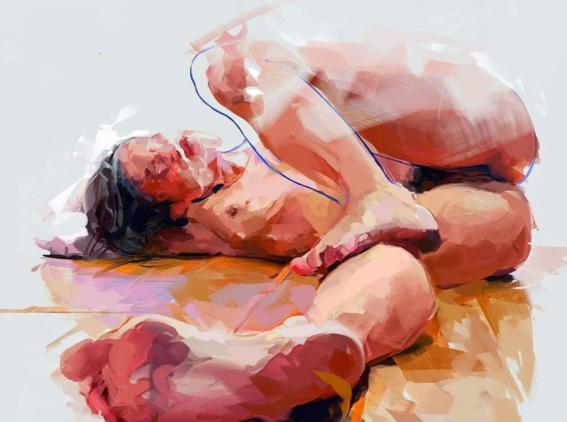 ilustraciones de mujeres sensuales 2