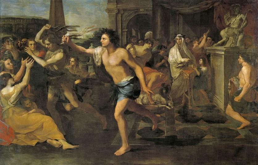 La obscena fiesta romana que exaltaba el castigo y la sexualidad salvaje 4