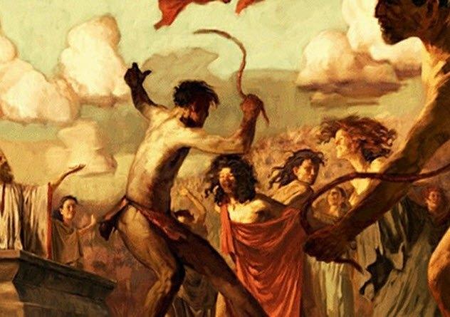 La obscena fiesta romana que exaltaba el castigo y la sexualidad salvaje 3