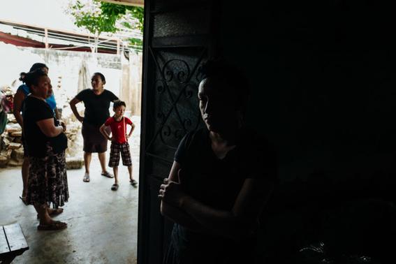 imagenes de la tragedia en juchitan 3