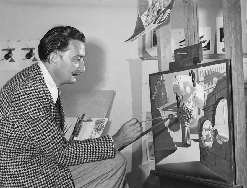 La tragedia de Nietzsche que convirtió a Dalí en un loco surrealista 11