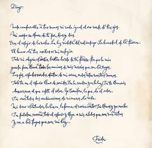 Consejos De Frida Kahlo Para Amar Intensamente Arte Arte