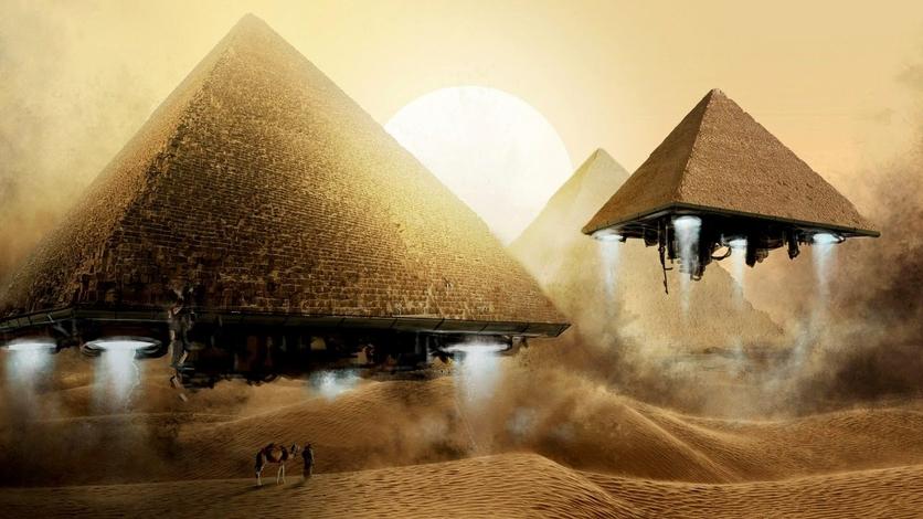 La teoría que afirma que las culturas antiguas confundieron a los extraterrestres con dioses 1