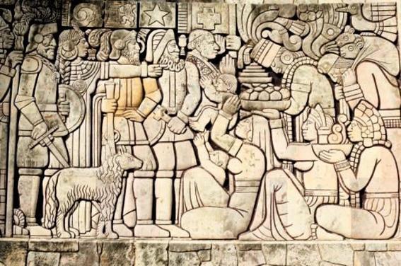 colapso de la civilizacion maya 1