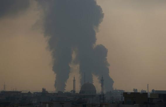 derrota de isis en siria e irak 1