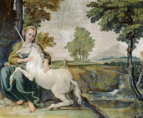 unicornios en el arte 2
