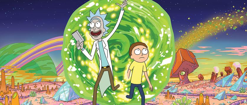 Razones por las que, según Rick y Morty, podríamos vivir en un multiverso 1