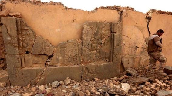 guerra en irak ayudo a descubrir tesoros arqueologicos 2