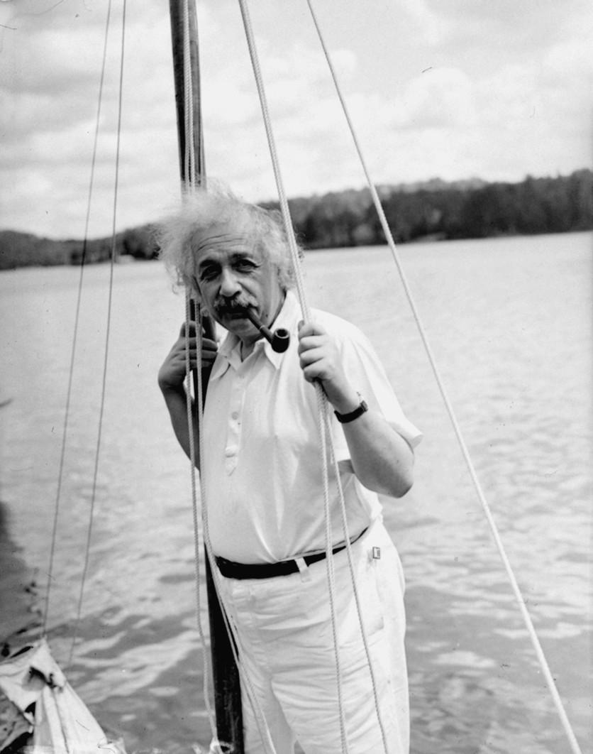El día que Einstein confesó su teoría de la felicidad a un mensajero japonés 0