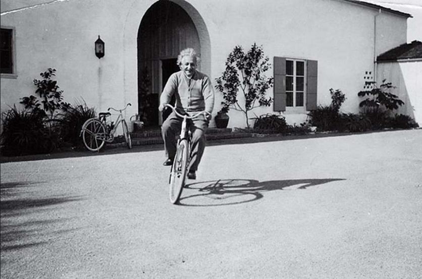 El día que Einstein confesó su teoría de la felicidad a un mensajero japonés 1